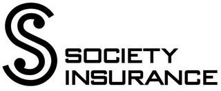 mark for SS SOCIETY INSURANCE, trademark #77445303