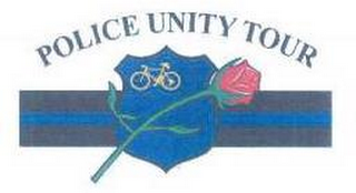 mark for POLICE UNITY TOUR, trademark #77445846