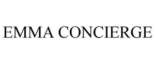 mark for EMMA CONCIERGE, trademark #77447220