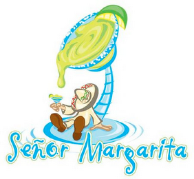 mark for SEÑOR MARGARITA, trademark #77449211