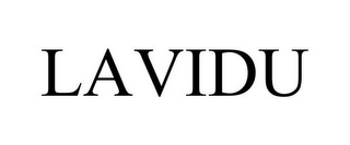 mark for LAVIDU, trademark #77452231