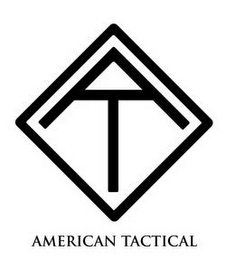 mark for AMERICAN TACTICAL, trademark #77453340