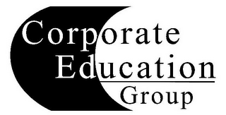 mark for CORPORATE EDUCATION GROUP, trademark #77454939