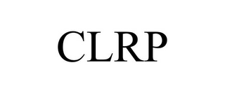 mark for CLRP, trademark #77455297