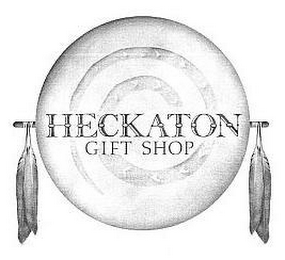 mark for HECKATON GIFT SHOP, trademark #77455913