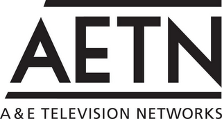 mark for AETN A&E TELEVISION NETWORKS, trademark #77460965