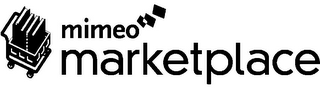 mark for MIMEO MARKETPLACE, trademark #77461496