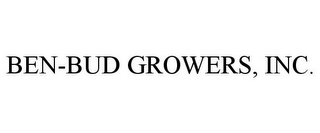 mark for BEN-BUD GROWERS, INC., trademark #77462516
