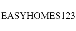 mark for EASYHOMES123, trademark #77463123