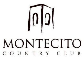 mark for MONTECITO COUNTRY CLUB, trademark #77465507