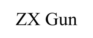 mark for ZX GUN, trademark #77465601