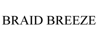 mark for BRAID BREEZE, trademark #77466025