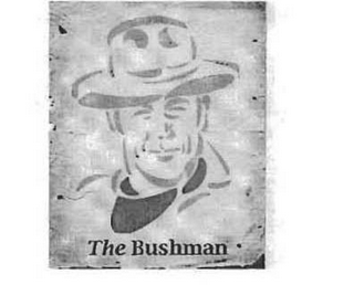 mark for THE BUSHMAN, trademark #77469121