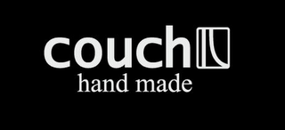 mark for COUCH HAND MADE, trademark #77472594