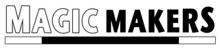 mark for MAGIC MAKERS, trademark #77475398