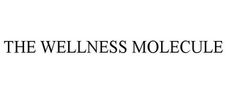 mark for THE WELLNESS MOLECULE, trademark #77480429