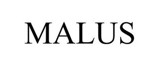 mark for MALUS, trademark #77480499