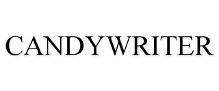 mark for CANDYWRITER, trademark #77484410