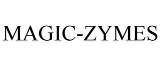mark for MAGIC-ZYMES, trademark #77485452