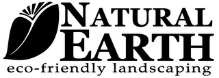 mark for NATURAL EARTH ECO-FRIENDLY LANDSCAPING, trademark #77485512