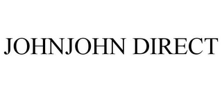 mark for JOHNJOHN DIRECT, trademark #77485607