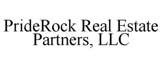 mark for PRIDEROCK REAL ESTATE PARTNERS, LLC, trademark #77490537