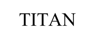 mark for TITAN, trademark #77491096