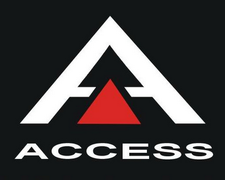 mark for A ACCESS, trademark #77491273