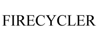 mark for FIRECYCLER, trademark #77493740