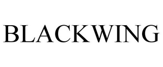 mark for BLACKWING, trademark #77494550