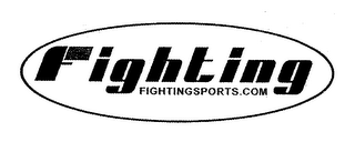 mark for FIGHTING FIGHTINGSPORTS.COM, trademark #77495561