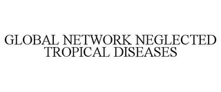 mark for GLOBAL NETWORK NEGLECTED TROPICAL DISEASES, trademark #77499502