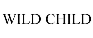 mark for WILD CHILD, trademark #77501319