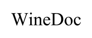 mark for WINEDOC, trademark #77501324