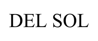 mark for DEL SOL, trademark #77504864