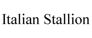 mark for ITALIAN STALLION, trademark #77506045