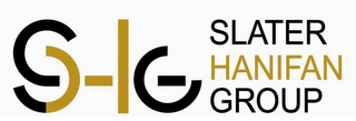 mark for SHG SLATER HANIFAN GROUP, trademark #77506855