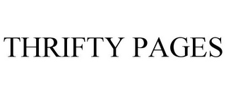 mark for THRIFTY PAGES, trademark #77511145