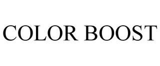 mark for COLOR BOOST, trademark #77518086