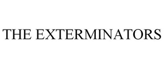 mark for THE EXTERMINATORS, trademark #77519538