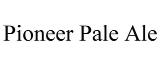 mark for PIONEER PALE ALE, trademark #77521025