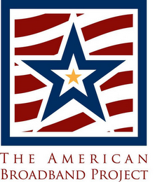 mark for THE AMERICAN BROADBAND PROJECT, trademark #77527894