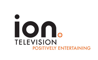 mark for ION+ TELEVISION POSITIVELY ENTERTAINING, trademark #77530995