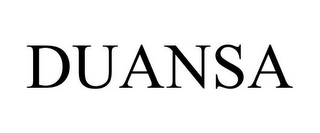 mark for DUANSA, trademark #77531165
