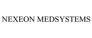 mark for NEXEON MEDSYSTEMS, trademark #77535710