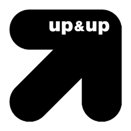 mark for UP & UP, trademark #77540463