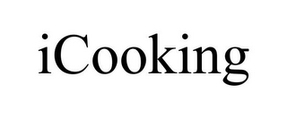 mark for ICOOKING, trademark #77541426