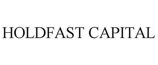 mark for HOLDFAST CAPITAL, trademark #77551923