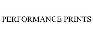 mark for PERFORMANCE PRINTS, trademark #77556665
