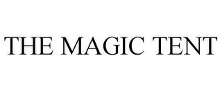mark for THE MAGIC TENT, trademark #77560676